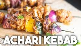 Achari Kebab