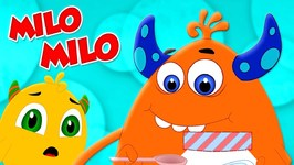 Milo Milo Yes Brother - Fun Momo Beats Cartoons For Children - Nursery Rhymes by Kids Channel