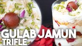 I Made A Gulab Jamun Trifle