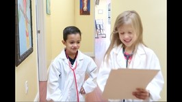 Be A Doctor Children Song - Doctor Office Visit