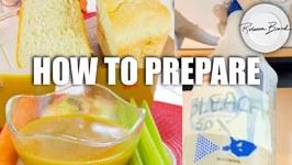 Episode Three - Coronavirus Recipes for Bone Broth, Homemade Bread, And Disinfectant