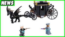 Image for LEGO Fantastic Beasts Grindelwalds Escape Set- Release Date-Price