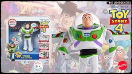 Toy Story 4 Ultimate Walking Buzz Lightyear
