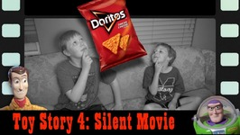 Toy Story 4 - Doritos Silent Film Parody - Woody and Buzz Lightyear - Disney Pixar