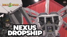 Lego Nexus Lacerator Dropship Moc