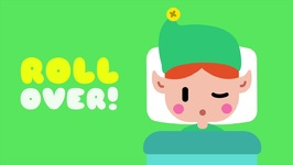 Ten Little Leprechauns - St Patrick's Day - Leprechaun Song Preschoolers