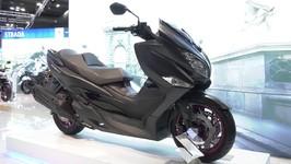 Suzuki at EICMA 2017 with MOTOGP Superbike drivers Highlights