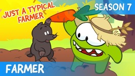 Om Nom Stories- Dream job - Farmer- Cut the Rope