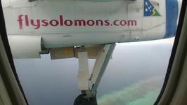 5 Fly Solomon Airlines Honiara to Gizo