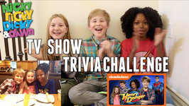 Henry Danger Tv Show Trivia Challenge With Ella Anderson And Riele Downs