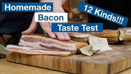 12 DIY Bacon Recipe Taste Off! Which Bacon Is Best?