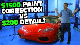 Spent 1500 To Paint Correct My 200 Ferrari Detail