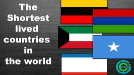 The Shortest Lived Countries In The World