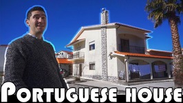 INSIDE A TYPICAL PORTUGUESE HOUSE - FAMILY DAILY VLOG