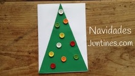 tarjetas de navidad para nios rbol d