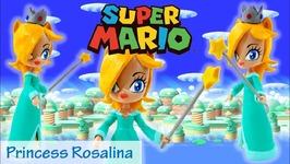 Super Mario Princess Rosalina Doll Custom My Little Pony Equestria Girls Minis Toy DIY