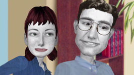 S01 E15 - Angela Who?, Rockabye Abatti - Angela Anaconda