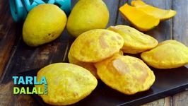 Mango Puri - Aam Ki Poori
