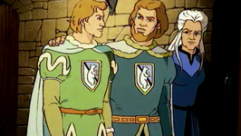 Episode 56 Season 1 Prince Valiant - The Burning Bridge