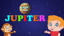 Jupiter- Space Song- Original Learning Songs for Kids