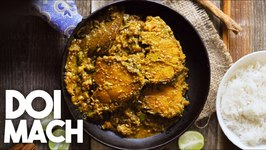 How To make Doi Mach / Bengali Fish Curry