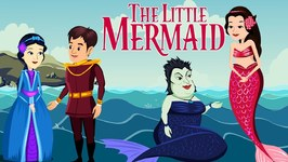 The Little Mermaid - Full Movie - Animated Fairy Tales - Bedtime Stories
