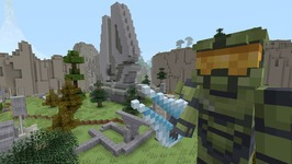 Minecraft Xbox - Survival Madness Adventures - Halo Master Chief 315