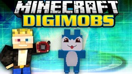 Minecraft Modded Survival - Digimobs Modded Adventures - Virus Data 3