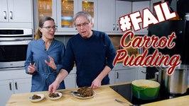 Fail Carrot Pudding Recipe