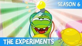 Om Nom Stories- Video Blog - Experiments