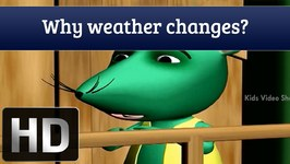 Why Does Weather Change - Interesting Facts About Nature