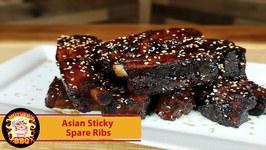 Asian Sticky Spare Rib