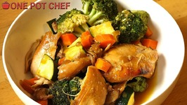 Slow Cooker Chicken Teriyaki With Vegetables
