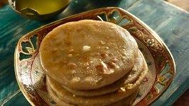 Sweet Poli / Gudi Padwa Special Maharashtrian Sweet Dish
