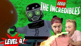 Elastigirl Vs Screenslaver Lego The Incredibles Gameplay For Nintendo Switch Part 4