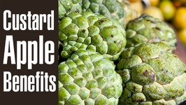 10 Health Benefits Of Custard Apple - Sitaphal