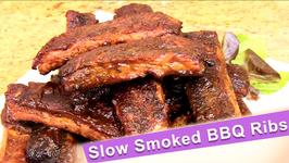 Slow Smoked BBQ Ribs- Summer Kick Off & 4th of July