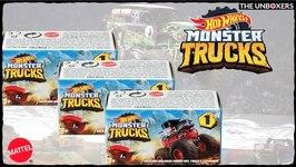 Hot Wheels Monster Trucks Mystery Packs Series 1
