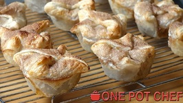 Cheaters Mini Apple Pies