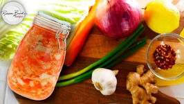 How To Make Homemade Kimchi - Easy Recipe