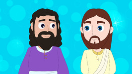 Episode-58-Lazarus-Bible Stories for Kids