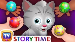 ChuChu And The Sweet Kitten - Good Habits Bedtime Stories and Moral Stories for Kids