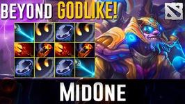 MidOne Tinker GODLIKE Dota 2
