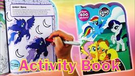 My Little Pony Activity Book Powe