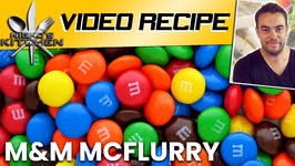 How To Make A M And M Mcflurry