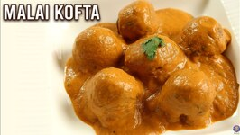 How To Make Malai Kofta  Restaurant Style Malai Kofta Curry  Tofu Malai Kofta Recipe  Upasana