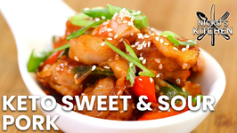 Keto Sweet And Sour Pork / Easy Chinese Takeout Recipe
