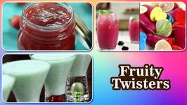Fruity Twisters