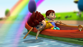 Row Row Row Your Boat- Children's Popular Nursery Rhymes