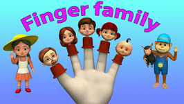 Finger Family Song- Children's Popular Nursery Rhymes